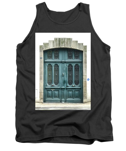 Green Door Tank Top