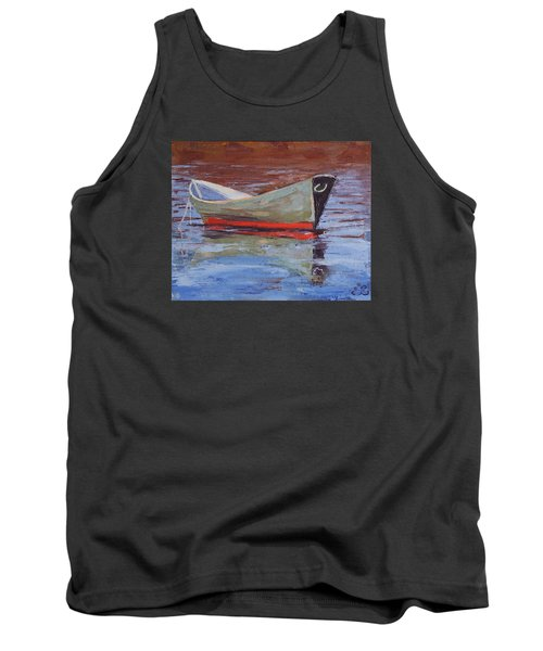 Green Dory Tank Top