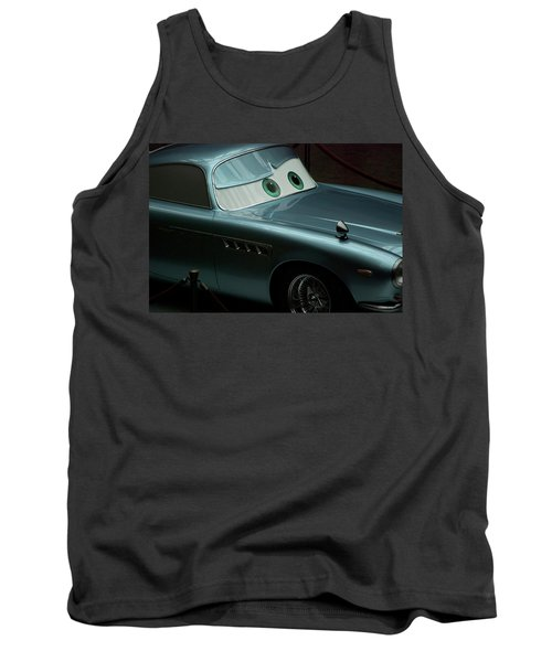 Green Eyed Finn Mcmissile Mp Tank Top