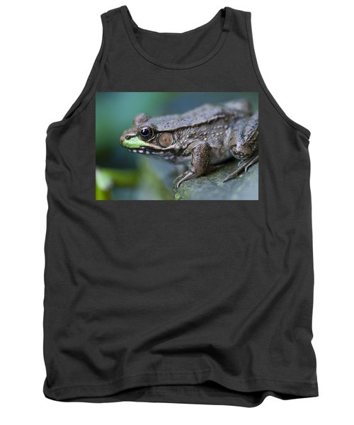 Green Frog Tank Top