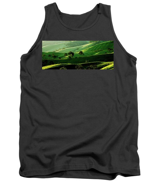 Green Valley Tank Top