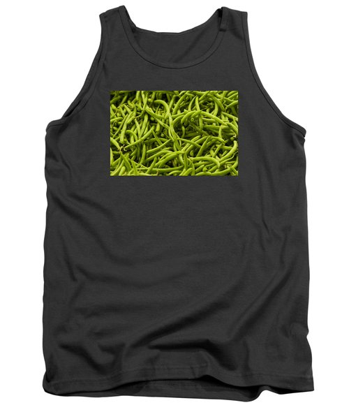 Greenbeans Tank Top