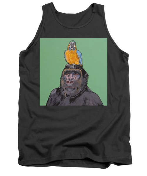Gregory The Gorilla Tank Top