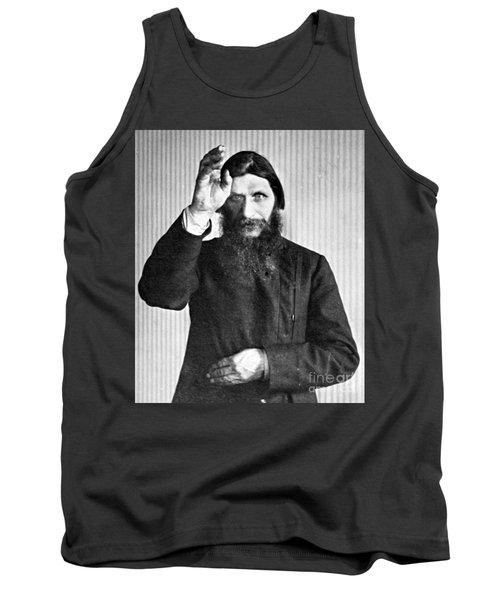 Grigori Rasputin, Russian Mystic Tank Top