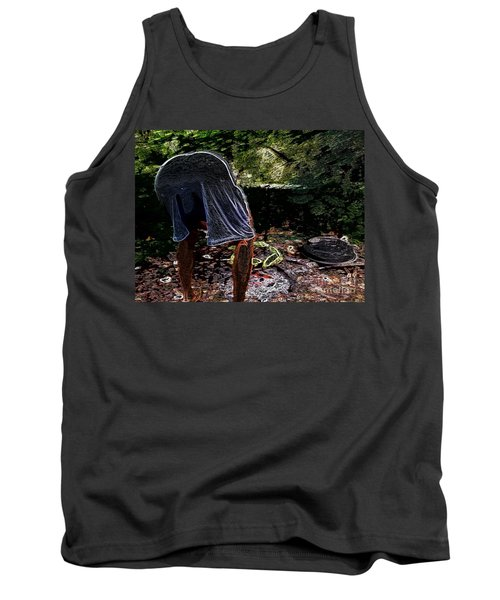 Grilling Out Tank Top