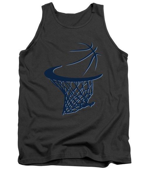 Grizzlies Basketball Hoop Tank Top