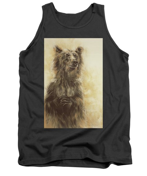 Grizzly Bear Tank Top