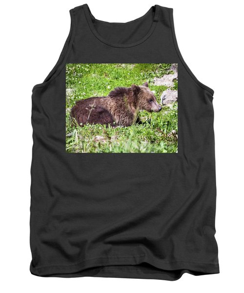 Grizzly Cub  Tank Top