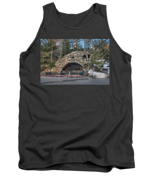 Grotto At Notre Dame University Tank Top