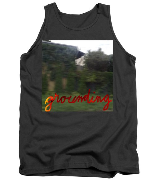 Grounding Tank Top