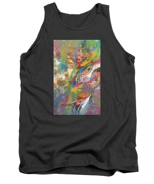 Growth Tank Top by Becky Chappell