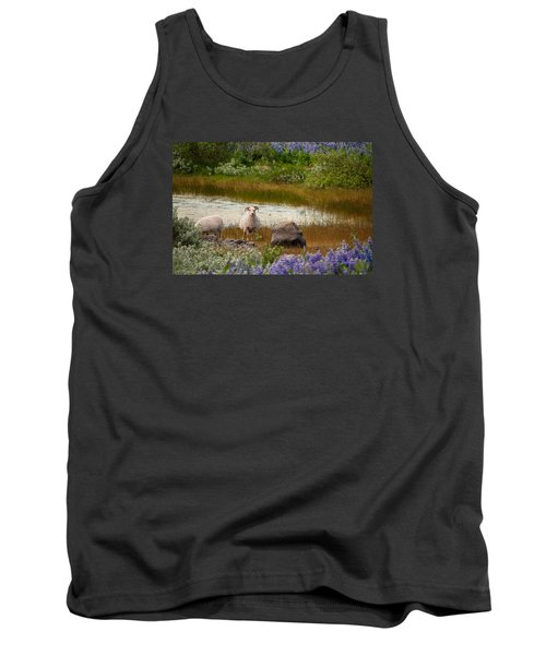 Guardian Tank Top by William Beuther