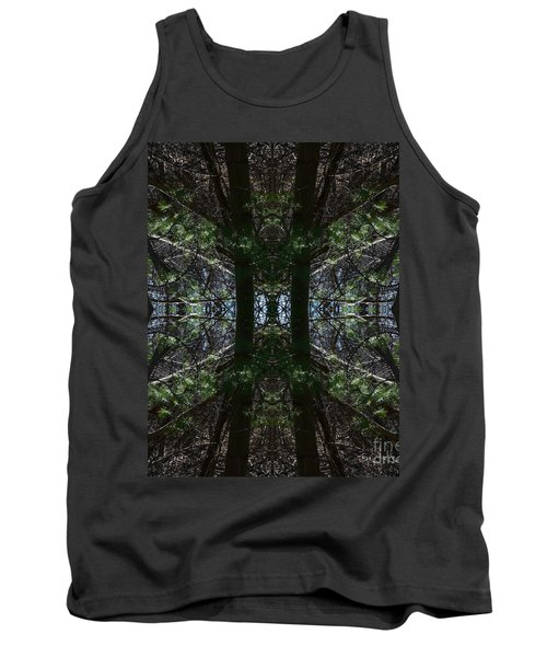 Guards Of The Forest Tank Top