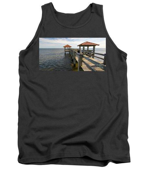 Gulf Coast Pier Tank Top