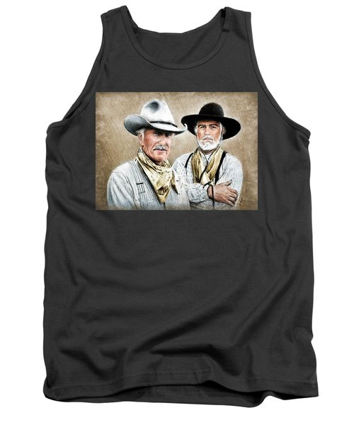 Gus And Woodrow Colour Ver Tank Top