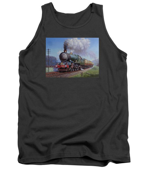 Gwr King On Dainton Bank. Tank Top by Mike  Jeffries