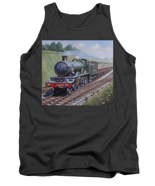 Gwr Star Class Tank Top by Mike  Jeffries