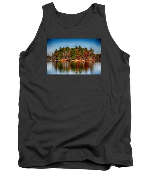Haggetts Reflections Tank Top