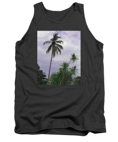Haiti Where Are All The Trees Tank Top