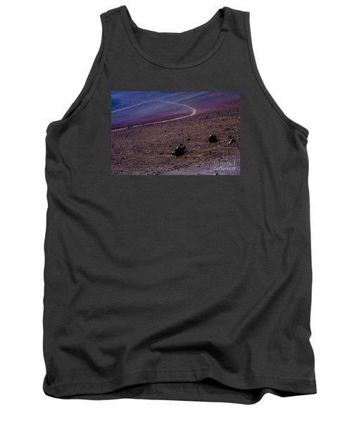 Tank Top featuring the photograph Haleakala 2 by M G Whittingham