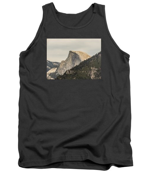 Half Dome Yosemite Valley Yosemite National Park Tank Top