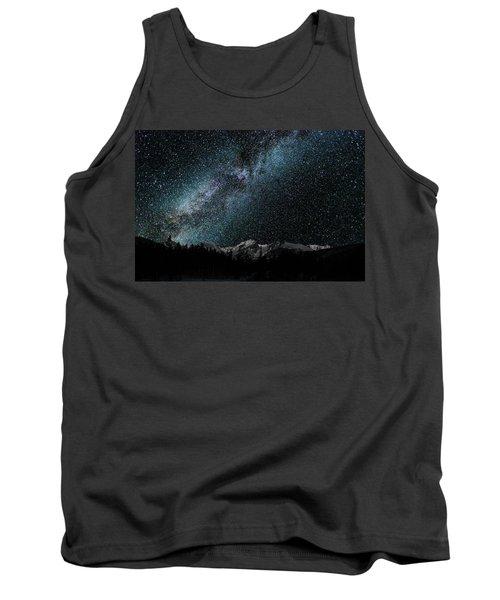 Hallet Peak - Milky Way Tank Top