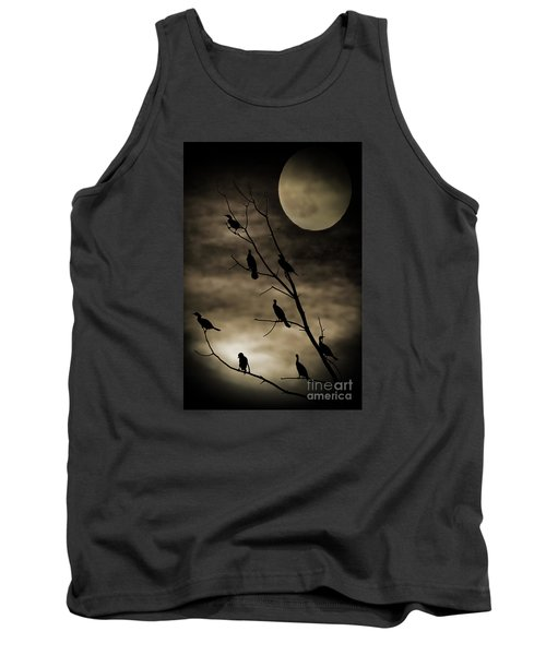 Guardians Of The Lake Tank Top by Elizabeth Winter