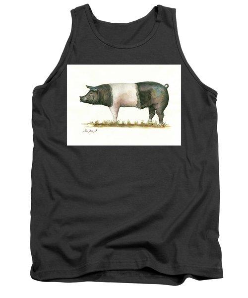 Hampshire Pig Tank Top