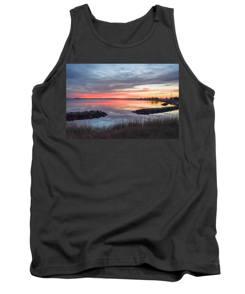 Hampton Sunrise Tank Top