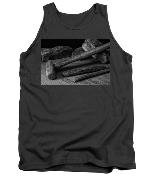 Hand Tools 4 Tank Top by Richard Rizzo