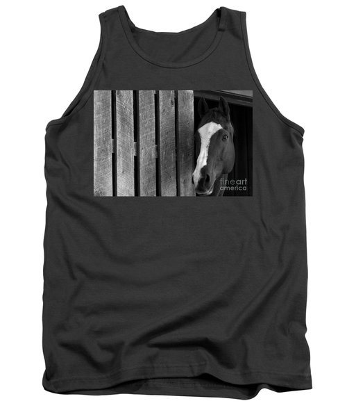 Handsome T Tank Top