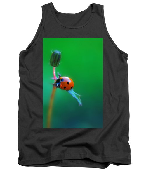 Hang Tank Top by Yhun Suarez