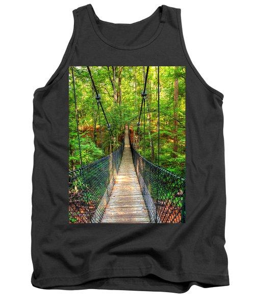 Hanging Bridge Tank Top by Ester  Rogers