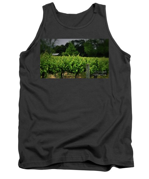 Hanging Out In The Vineyards Tank Top
