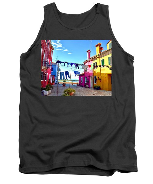 Hung Out To Dry Tank Top