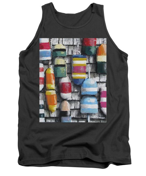 Hanging With The Buoys Tank Top