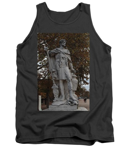 Hannibal Barca In Paris Tank Top