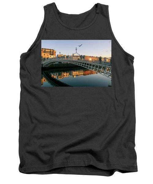 Ha'penny Bridge Tank Top