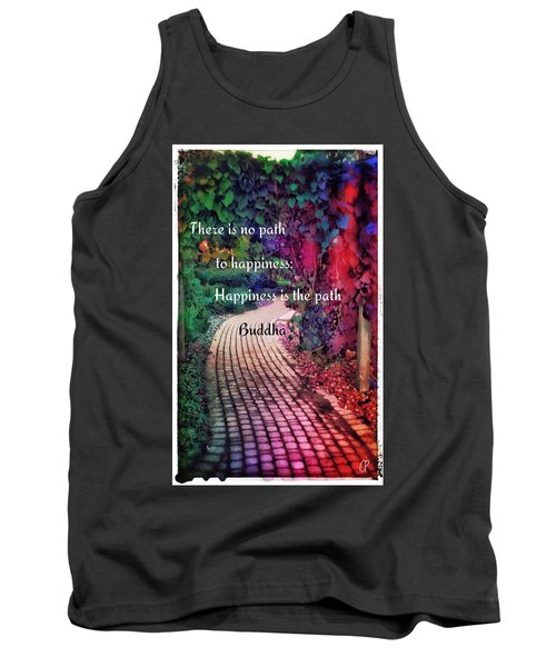 Happiness Path Tank Top