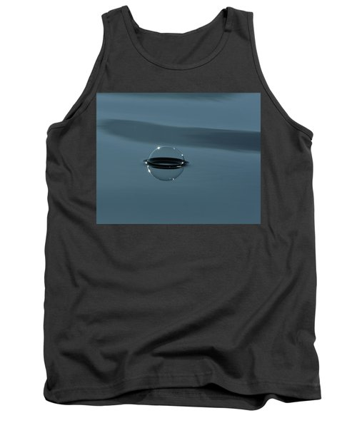 Tank Top featuring the photograph Happy Bubble by Cathie Douglas
