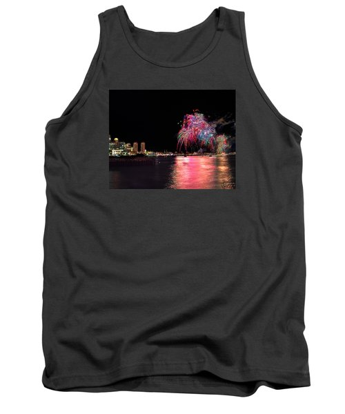Happy Labor Day 213 Tank Top
