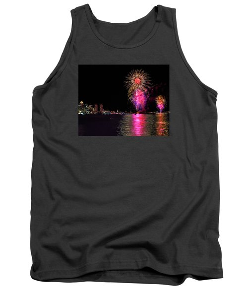 Happy Labor Day 214 Tank Top