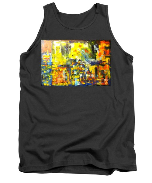 Happyness And Freedom Tank Top