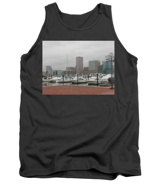 Harbor Happiness Tank Top
