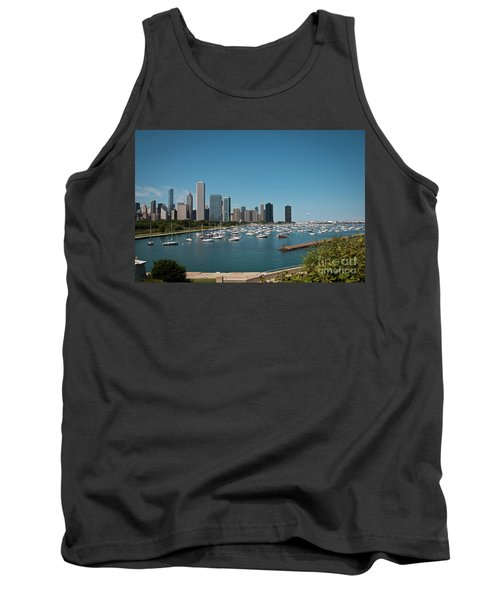 Harbor Parking In Chicago Tank Top