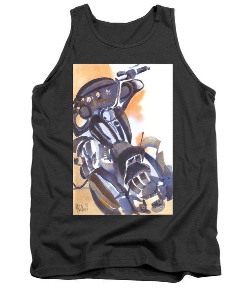 Motorcycle Iv Tank Top