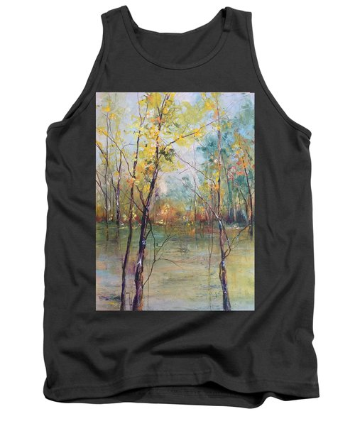 Harmony In Perfect Key Tank Top by Robin Miller-Bookhout