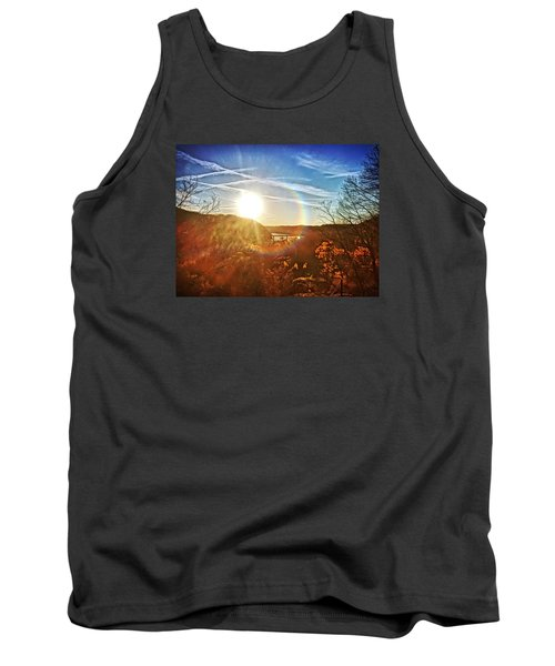 Harpers Ferry Sunset Tank Top