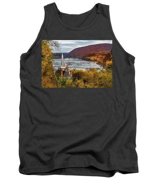 Harpers Ferry, West Virginia Tank Top