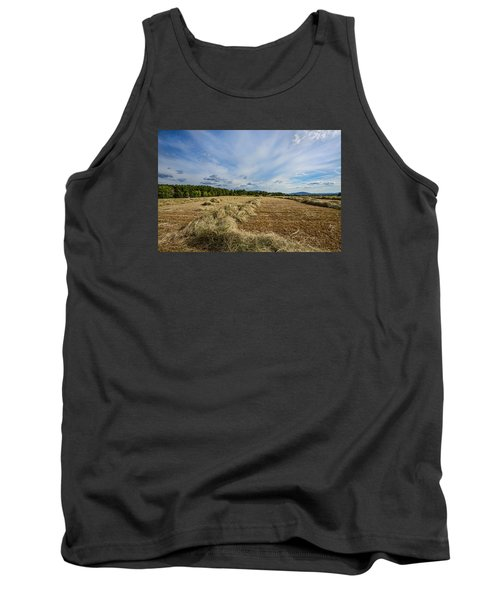 Tank Top featuring the photograph Harvest by Susi Stroud